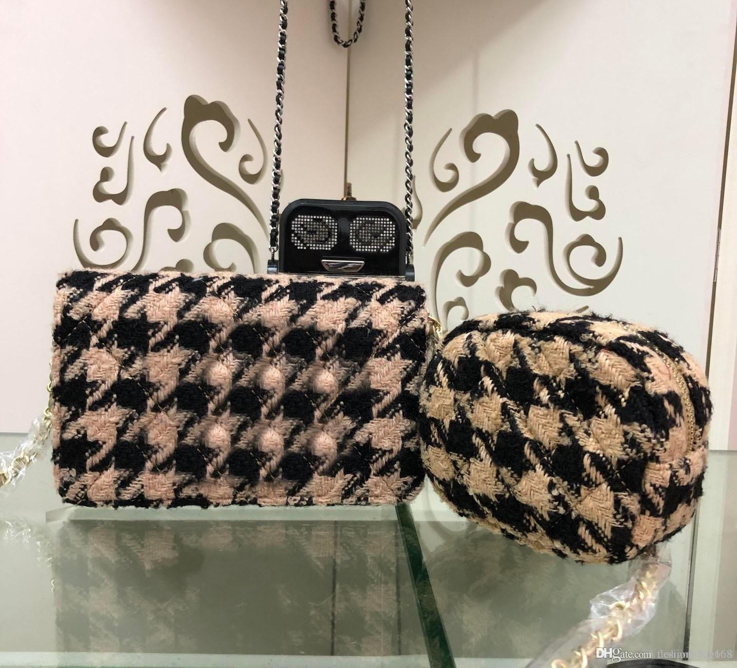 Nova moda de luxo Designer Mulher Handbag Cruz sacos de ombro do couro genuíno de alta qualidade Tote Bolsa sacos de couro emenda bordados 2 em 1