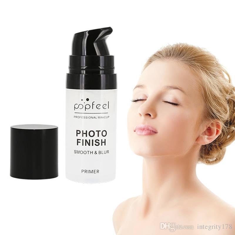 POPFEEL Base Matte Apprêt Maquillage Hydratant Naturel Crème Fond De Teint Ombre À Paupières Cosmétiques Maquiagem BTZ1 TSLM1