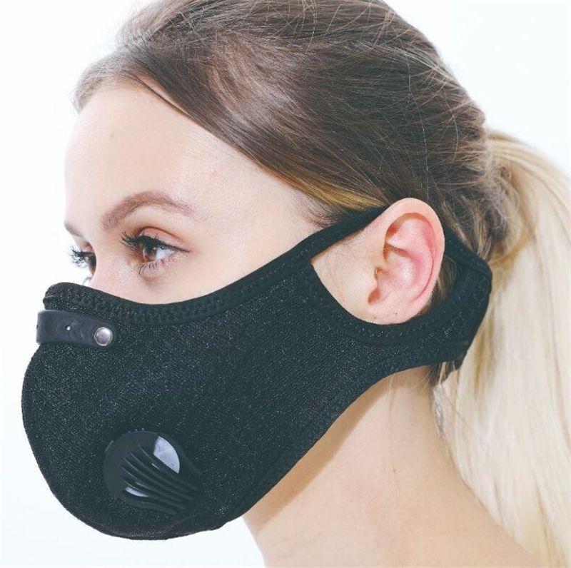 Máscara protetora Maskk face PM2.5 embalados individualmente 25 1PCS Máscara Per Box # QA440