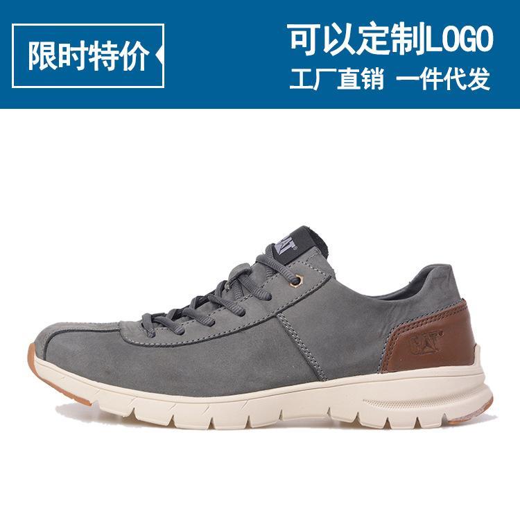 Cat Картер Мода Повседневная мужская обувь Non-Slip износостойких Спорт на открытом воздухе Беговые Путешествия Работа Бизнес Мужская обувь