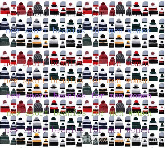 2021 football beanie team beanie baseball beanies Winter Kintted Beanies Beanie Hats Baseball Caps Hats Cap Beanies Mixed Order High Quality