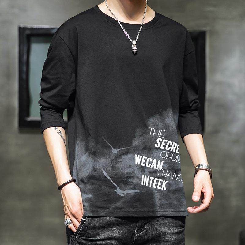 Men Shirts T Shirt Mens Designer T Shirts Designer Clothes Luxury Shirt Long Sleeve Shirt Round Collar Cotton Top That T Shirt But T Shirts From Apparel331 19 5 Dhgate Com