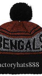 2019 Cappello unisex autunno inverno Cappello lavorato a maglia sportivo Cappello lavorato a maglia su ordinazione Sideline Cappello freddo lavorato a maglia Cappello caldo CINCINNATI Beanie 02