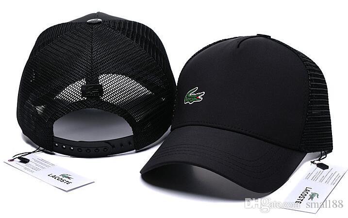 2019 Nuevo estilo de hueso Golf Visera curva Casquette gorra de béisbol gorras Oso papá polo sombreros para hombres hip-hop Snapback Caps Alta calidad