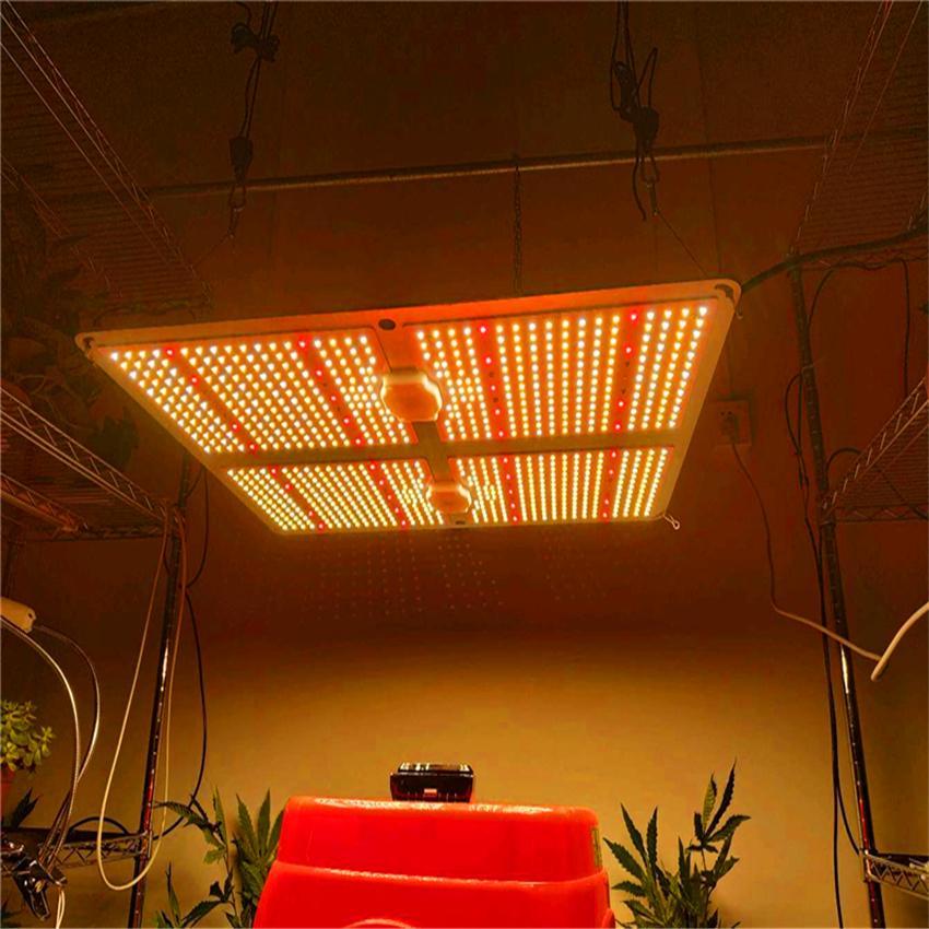 dimmer Grow Light 1000W 2000W 4000W Full Spectrum Led Grow Tent Covered Green houses Lamp Plant Grow Lamp for Veg Flowering Aluminium DHL
