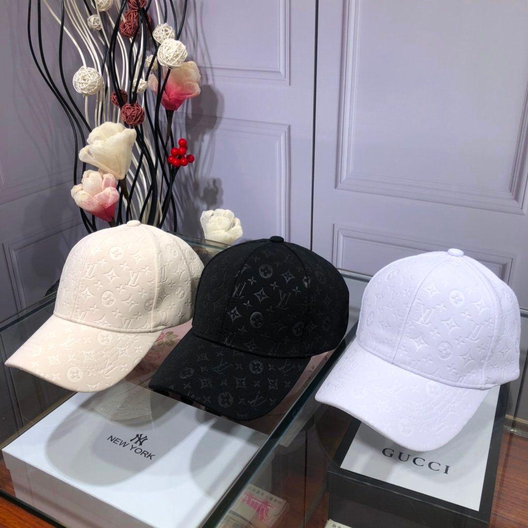 Шляпы Бейсболки Бейсболки Вышитые Кости Мужчины Женщины Летние Спортивные Шапки Шляпы Мода Шапки