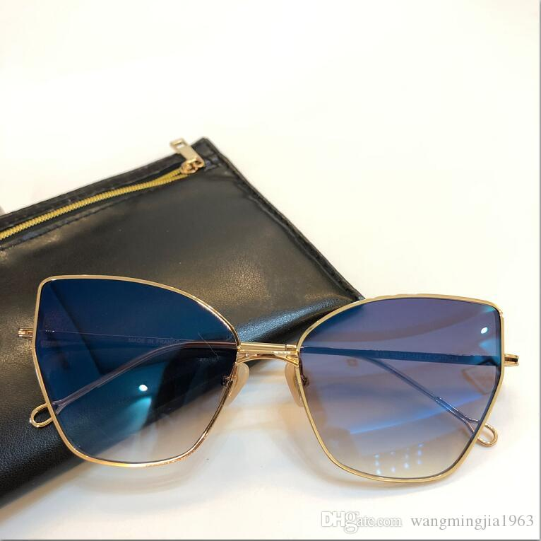 Novas qualidade superior DE180 mens óculos homens vidros de sol mulheres óculos de sol estilo de moda protege os olhos Óculos de sol lunettes de soleil com caixa