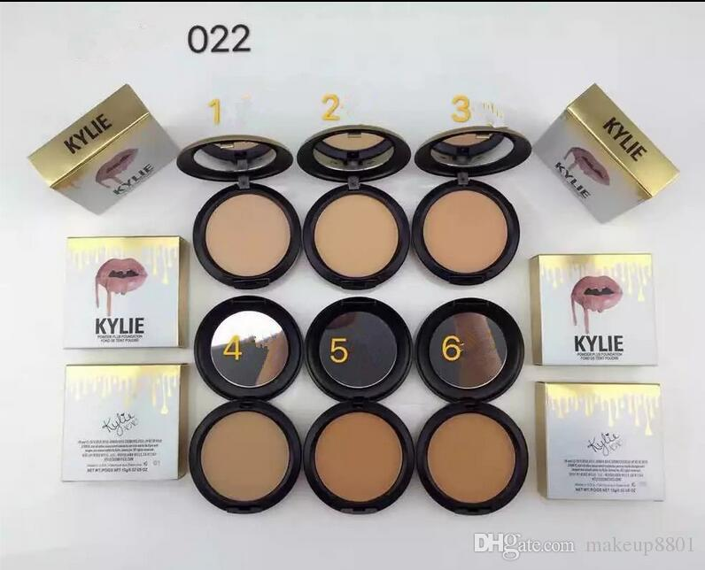 Christmas promotion! lowest price! ky makeup 15g powder plus foundation epacket free shipping