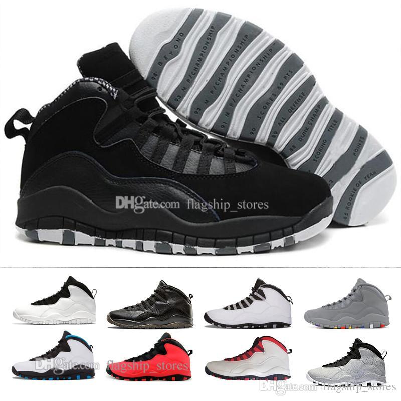 Kutu Mens ile 10 s basketbol ayakkabıları Çöl Camo Tinker Çimento Bobcats Gri chicage Serin gri iam geri Toz mavi 10 eğitmenler spor sneaker