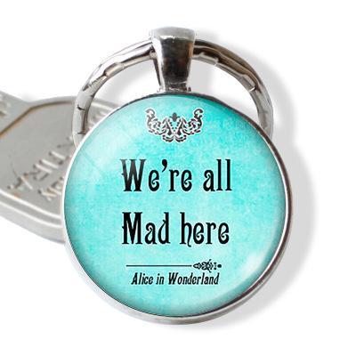 Siempre mi hermana siempre mi amigo Llavero cristal de la bóveda del llavero de los colgantes de los anillos dominantes de la joyería de cadena de Navidad regalo de la manera del encanto de la amistad