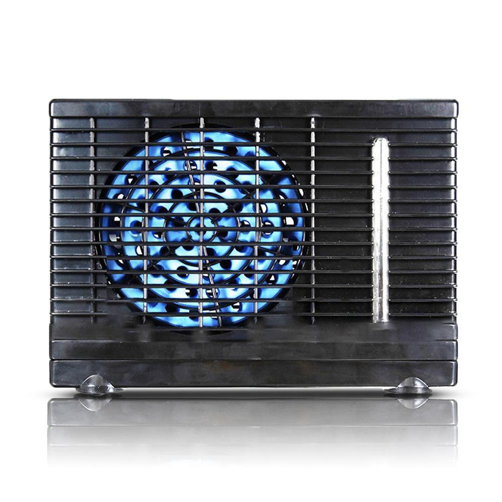 Портативный кондиционер для автомобилей 12V регулируемый 60W автомобильный кондиционер охладитель охлаждающий вентилятор водяной лед испарительный охладитель