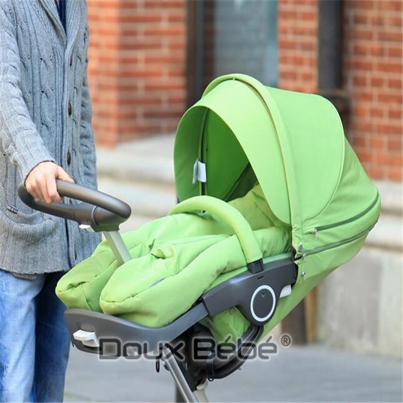 winter warm dsland foot muff set cover sleeping bag dsland ST stroller