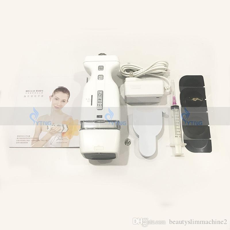 محمول HIFU الجمال Liposonix آلة التخسيس الجسم الرئيسية صالون استخدام ارتفاع كثافة تركز الموجات فوق الصوتية لتخفيف الوزن إزالة الدهون السيلوليت