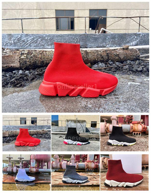 New Sock Sapatos Designer Mulheres Homens calçados casuais Popular Preto Vermelho Branco Colorido Sapatos Grey baratos Melhor Sock para venda, com Box