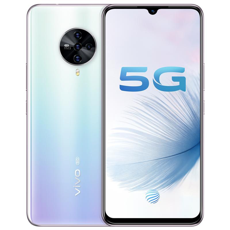 "Original Vivo S6 5G Mobile Phone 8GB RAM 128GB 256GB ROM Exynos 980 Octa Core Android 6.44"" Full Screen 48MP Fingerprint ID Smart Cell Phone"