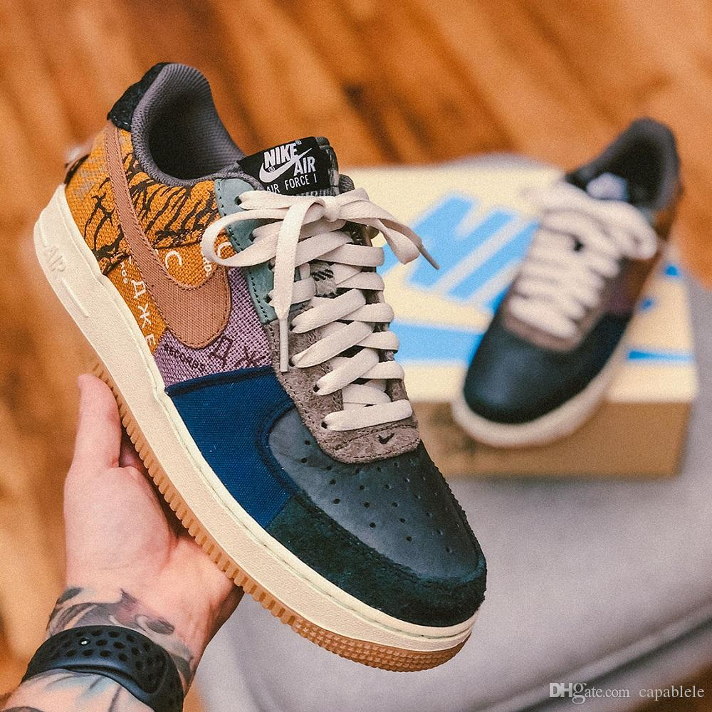 air force 1 cactus jack
