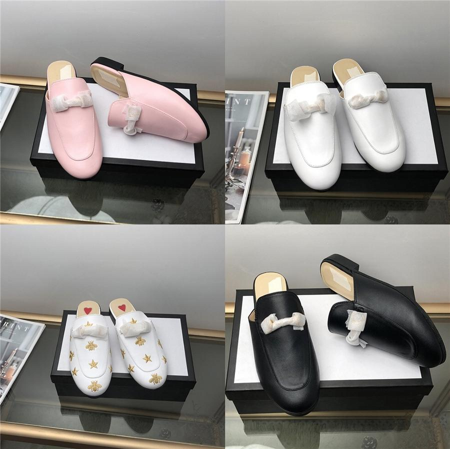 Femme Sandal All-Match Shallow bouche Femmes Mode Chaussures 2020 Sandales Femme Talon original Mary Jane Effacer Ladies # 964