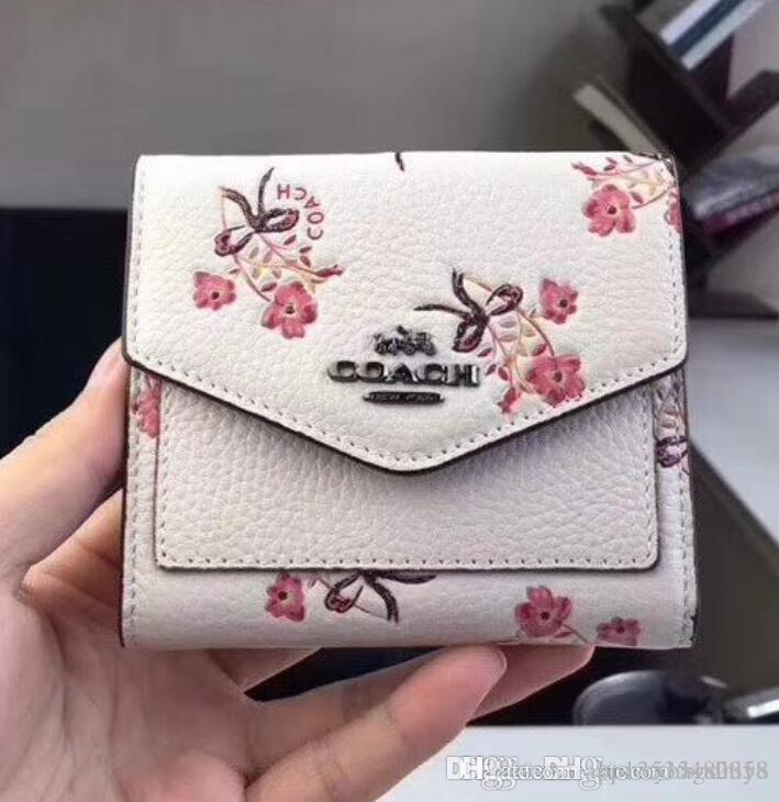 Factory price New Genuine Leather Fashion Chain Shoulder Bags Handbag Presbyopic Mini Wallets Mobile Card Holder