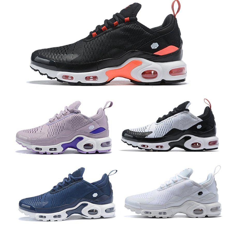 2019 Новые кроссовки Мужчины Женщины высокого качества Кроссовки Дешевые черный белый красный синий Grenn Chaussure Homme Спортивная обувь Размер 36-45