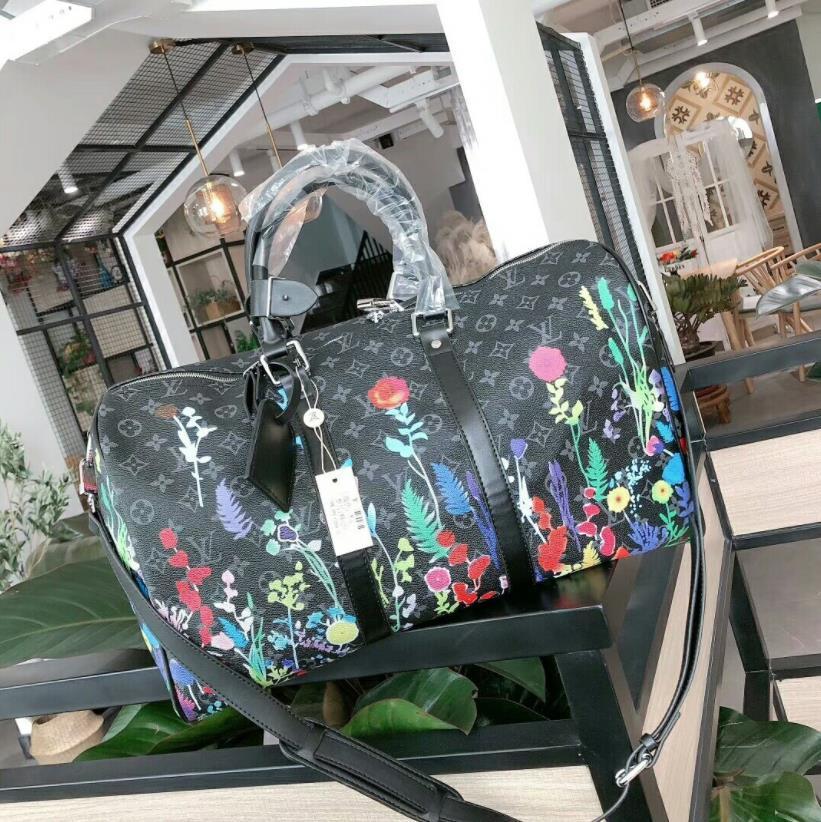 2020 Luxus-Designer Seesack Mens Designer große Kapazitäts-Handtasche mit Bügel-Modedesigner im Freien reisender Beutel zx B104908W