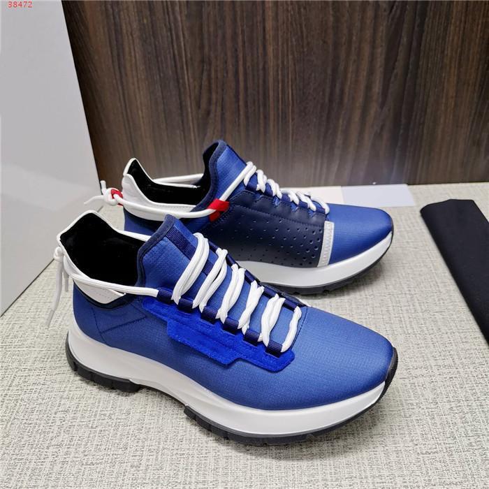 erkekler 38-45 için 20SS Sıcak Satış Yeni Paris Erkek Tasarımcı Spectre Sneaker Moda Eğitmen Tasarımcı Ayakkabı Günlük Ayakkabılar