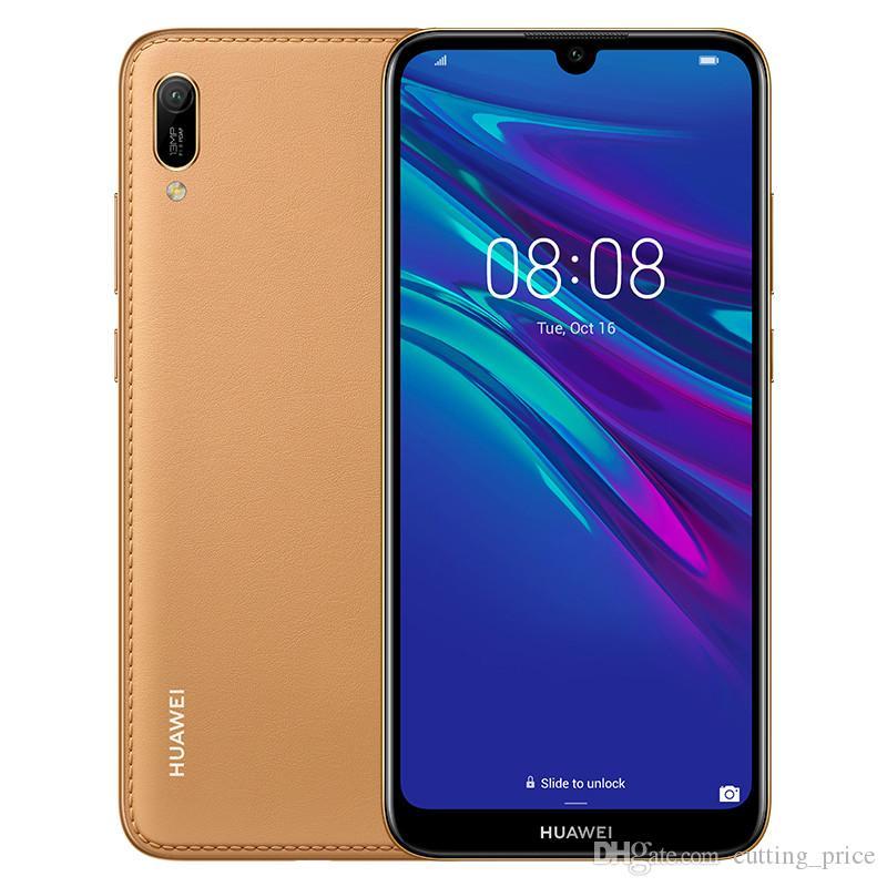 "Original Huawei Enjoy 9e 4G LTE Cell Phone 3GB RAM 64GB ROM Helio P35 Octa Core Android 6.1"" Full Screen 13MP OTA Face ID Smart Mobile Phone"