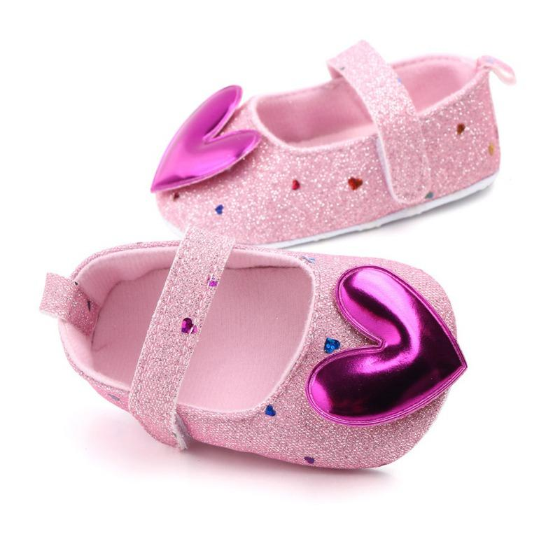 Baby Girl Shoes New Cute Baby shoes Soft Sole Crib High Quality First Walkers