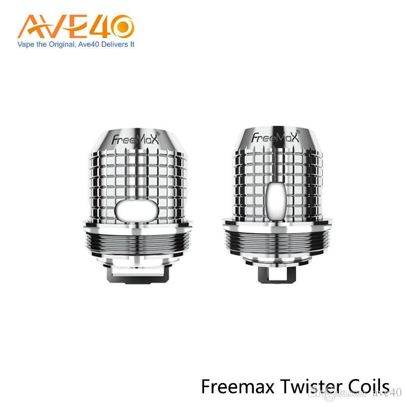 Freemax Twister Fireluke 2 X1 Mesh X2 Mesh X3 Mesh Coil Fit For Freemax TWISTER Kit 100% Original