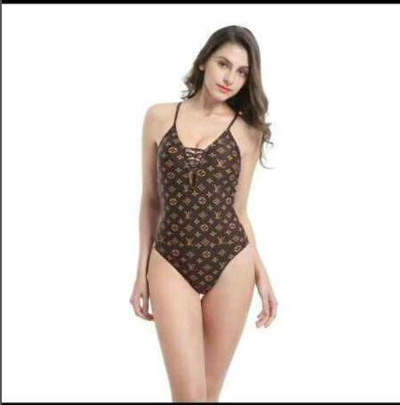 Новейшая модель женского купальника из цельного купальника модная красивая сексуальная Комфортные купальные костюмы suitj