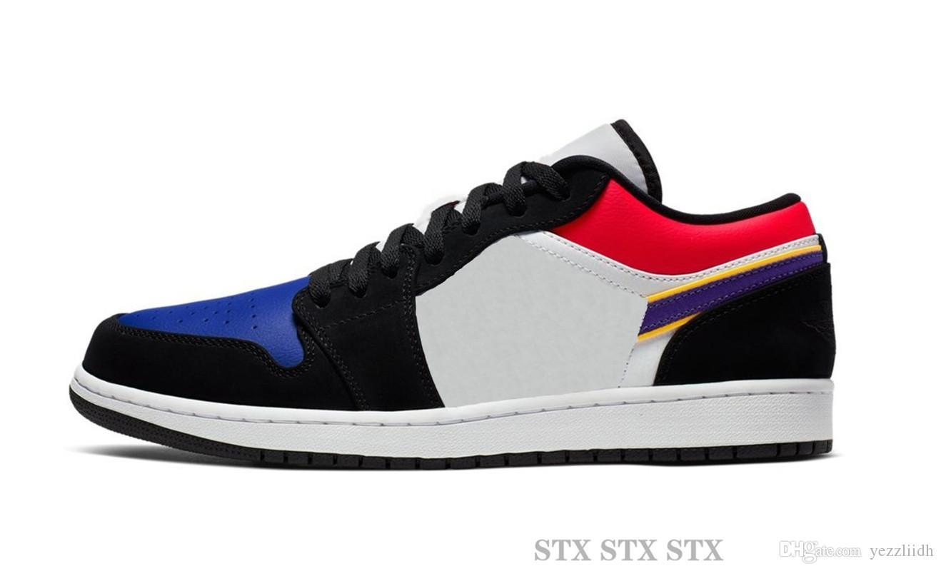 scarpe C4 Travis Scotts Bassa Fearless Ossidiana di pallacanestro degli uomini 1 Spiderman UNC top 3 Banned Toe Bred Uomo Donna Sport Scarpe Sneakers uomo