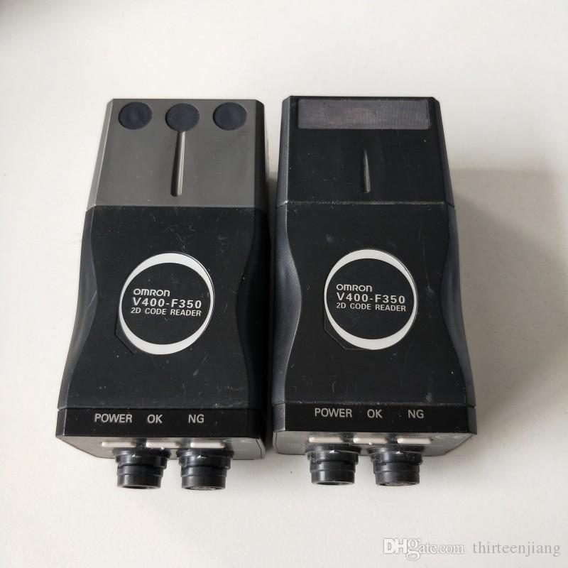 Sensor visual da inspeção de 1PC Omron V400-F350 usado em boas condições