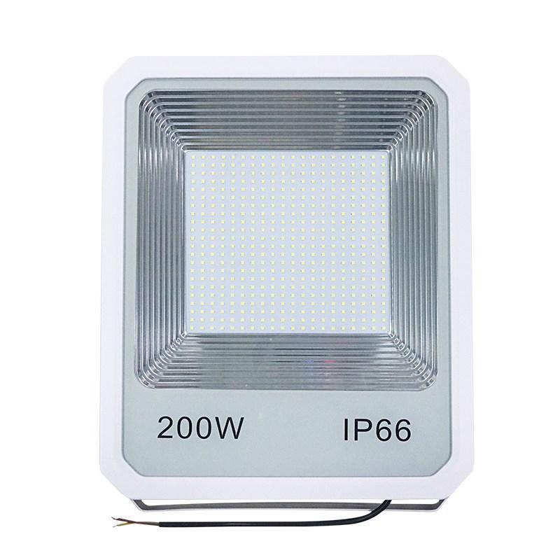 Edison2011 미국 바다 운임 150W LED 영사기 투광 램프 85-265V 옥외 알루미늄 SMD 2835 LED 홍수 빛 방수 IP66 공정한 판단