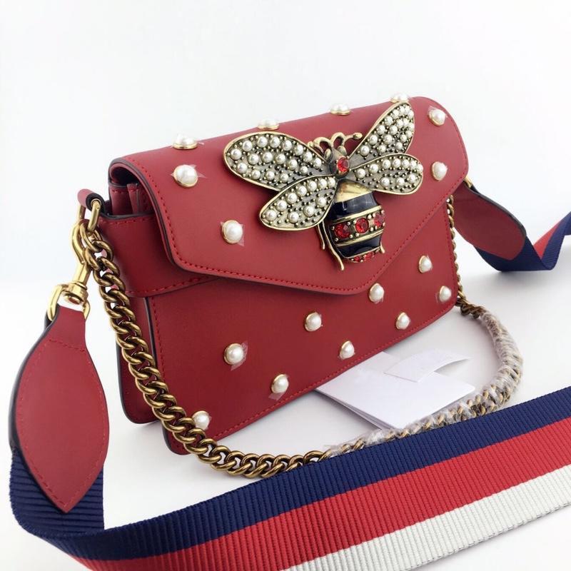 Sac à main de luxe de porte-monnaie classique Mode Messenger épaule Sacs pour les femmes Designer sac à bandoulière de luxe sacs fourre-tout Femmes Sacs