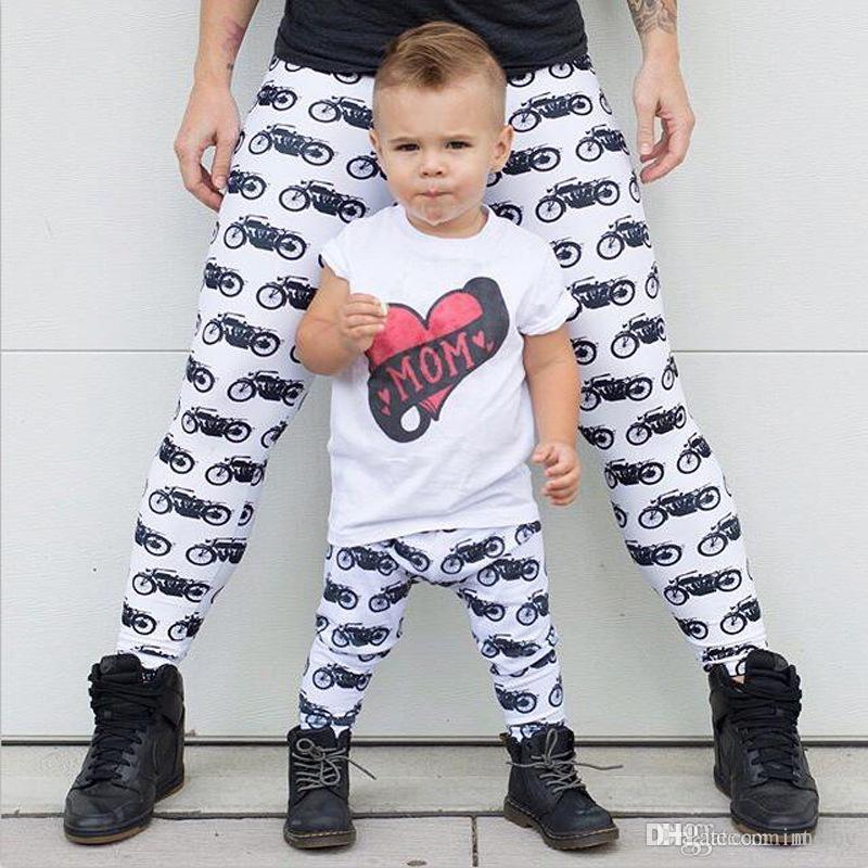 girls leggings girls pants leggings girl icing DOG pants toddler DINOSAUR Baby Girls Pant Animal Pattern Kids Motorcycle Trousers