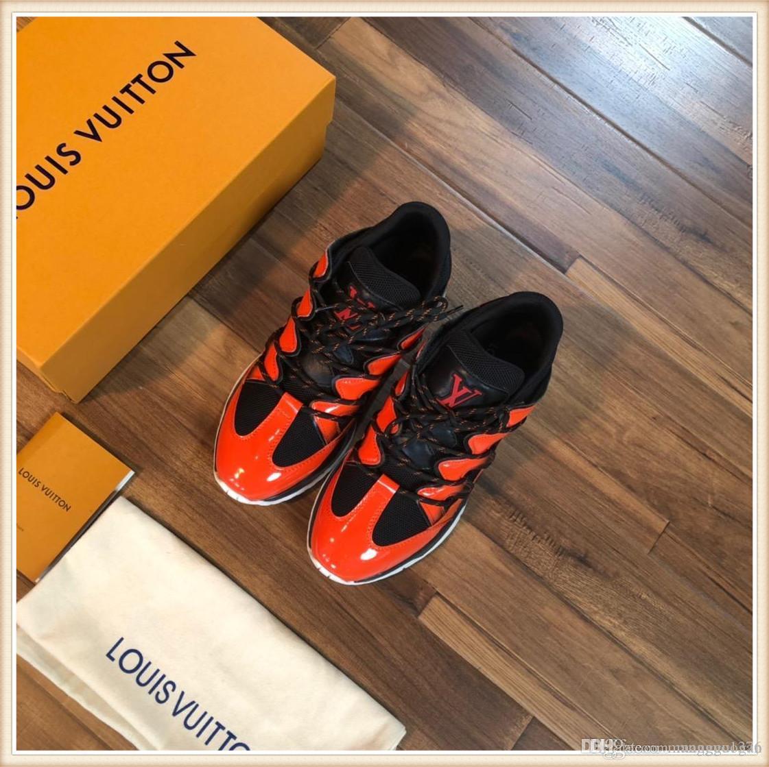 Sneaker Erkekler Ayakkabı Erkek Spor Rahat Ayakkabı için Düşük En Stil Vintage Lüks Moda Ayakkabılar Sonbahar ve Kış Açık Yürüyüş Dantel-up