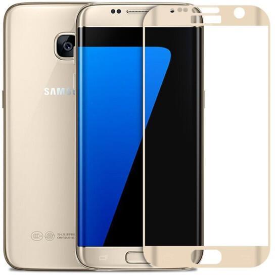 3D Full Cover 9H premium vidrio templado para el Samsung Galaxy S6 Edge Plus protector de la pantalla película protectora de alta definición