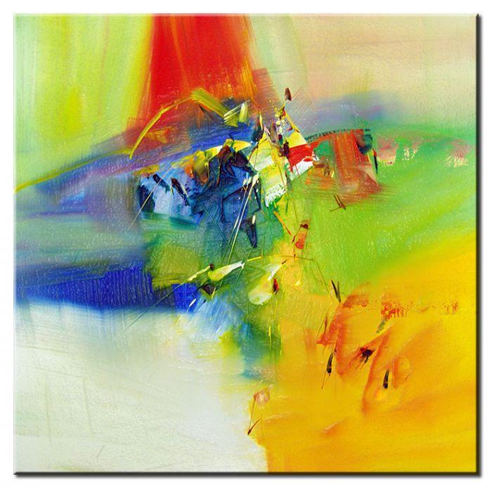 Totti Moreno -Dream couleur Home Décor Artisanats / HD huile d'impression Peinture Sur Toile Art mur toile Photos 1911229225