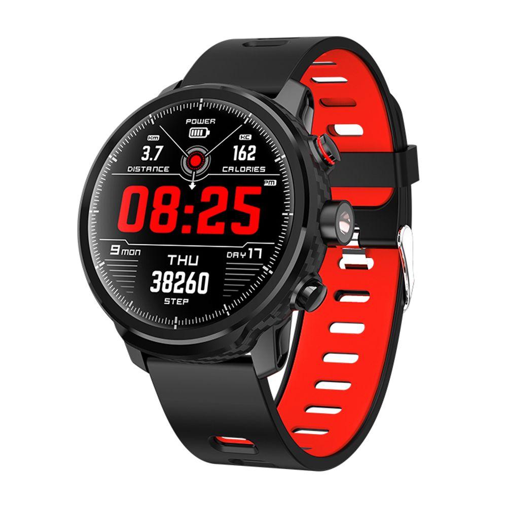 Smart Watch Sport Track Entertainment Heart Rate Blood Pressure Sleep Monitor Smart Bracelet IP68 Waterproof Fitness Tracker