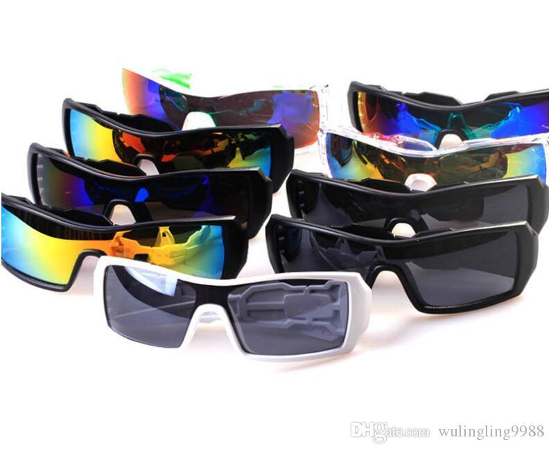 자전거 타는 것 Eyewears Men Cycling logo 고글 등산 안경 남자 스키 야외 스포츠 안경 UV400 Protection Sunglasses for Style