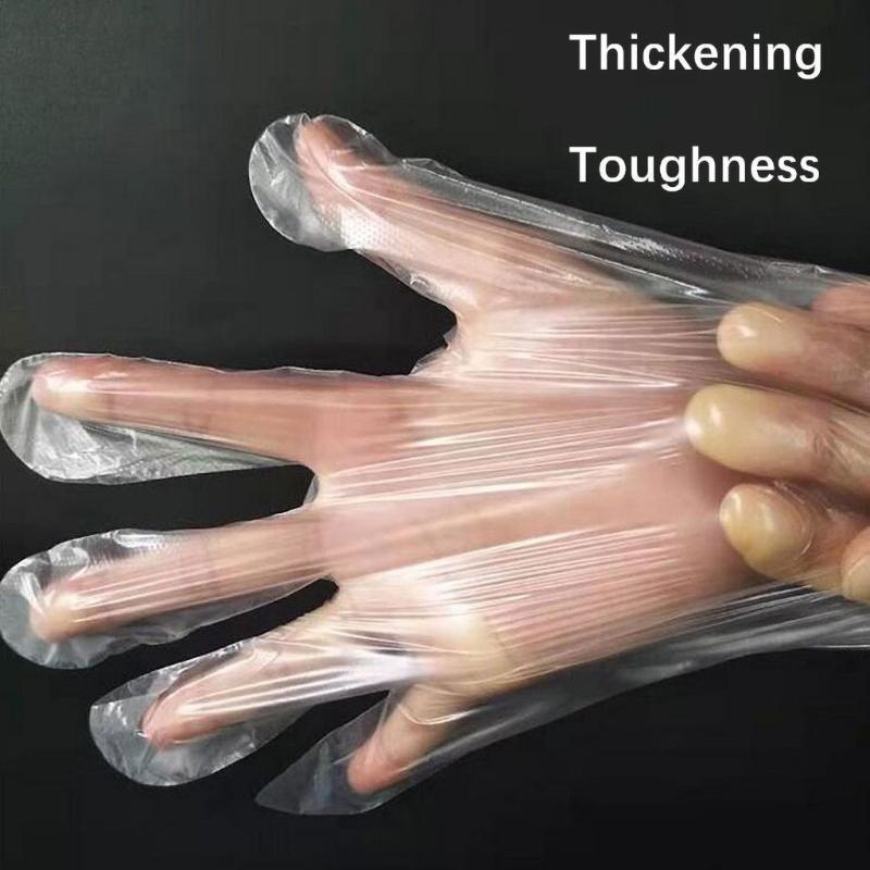 Tek kullanımlık eldiven Lateks Bulaşık / Mutfak // İş / Kauçuk / Bahçe Eldiven Evrensel İçin Sol ve Sağ El