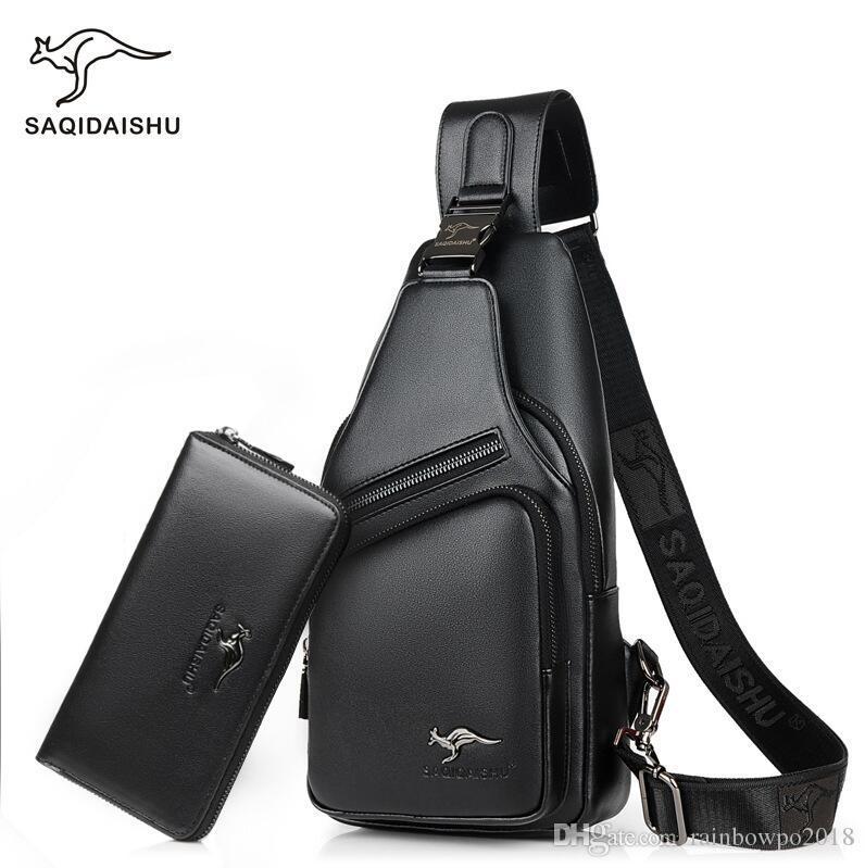 outlet men handbag comfortable soft leather business shoulder bag simple outdoor leisure leather riding bags street trend leather messeng
