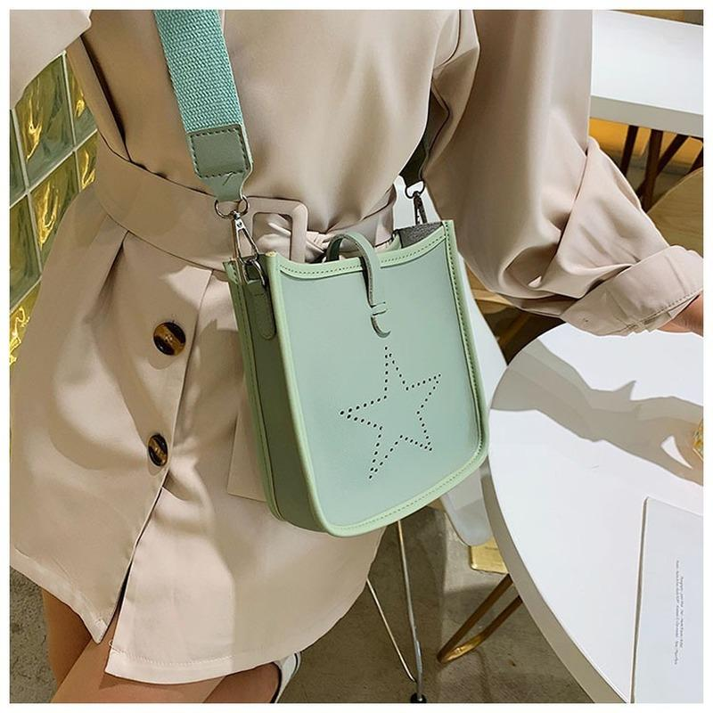 Плечо европейские полые ведра стиль женские американские мягкие сумки новых и личи шаблон мешок с узором для поперечины DSNBK