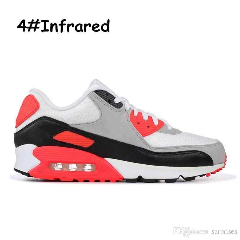 Compre Nike Air Max 90 VIOTECH BE TRUE MIXTAPE Para Mujer Laser Pink Triple Blanco Negro Infrarojo Zapatillas Deportivas Tamaño 36 45 A $81.22 Del