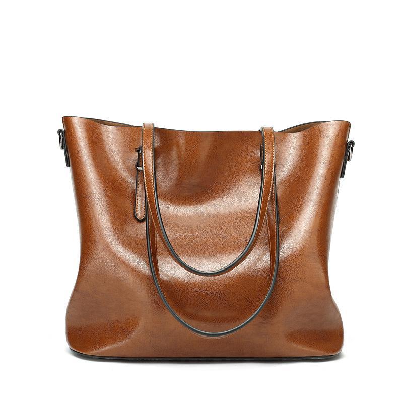 حقيبة جلدية حقائب كبيرة المرأة حقيبة عالية الجودة عارضة الإناث حقائب الجذع حمل الإسبانية العلامة التجارية الكتف السيدات كبير BOLSOS