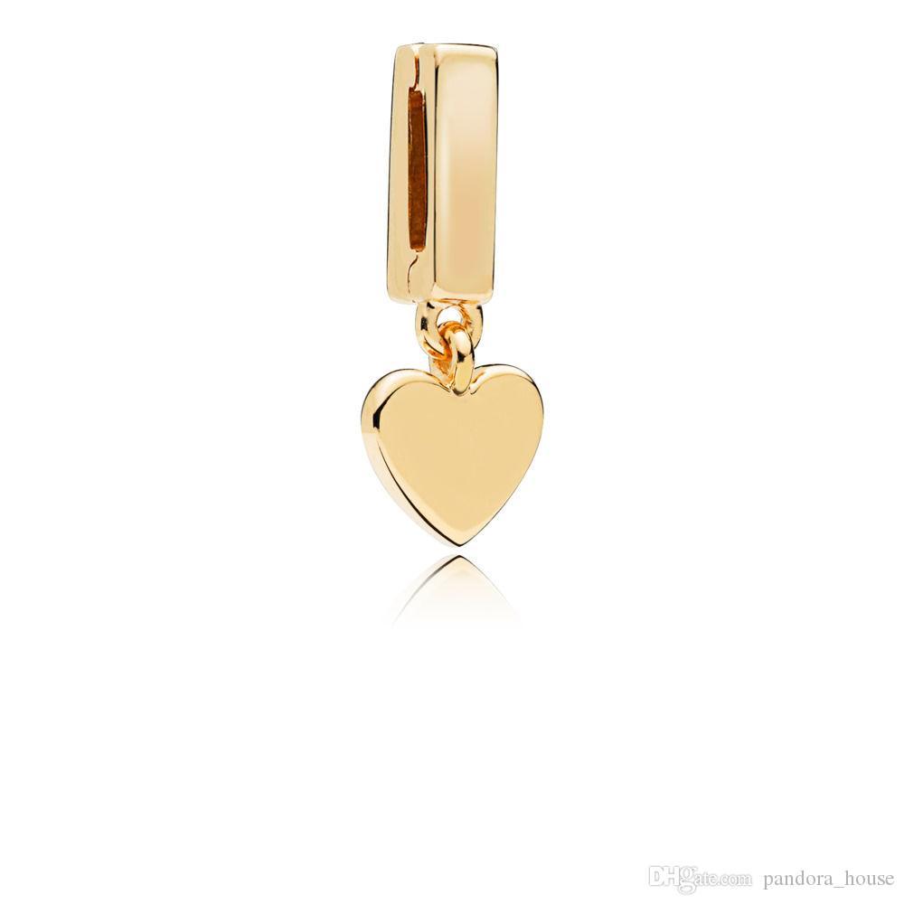 Authentique 925 Argent Perles Pandora Reflexion service flottant Clips Breloque Fits Bijoux Bracelet Pandora Europe