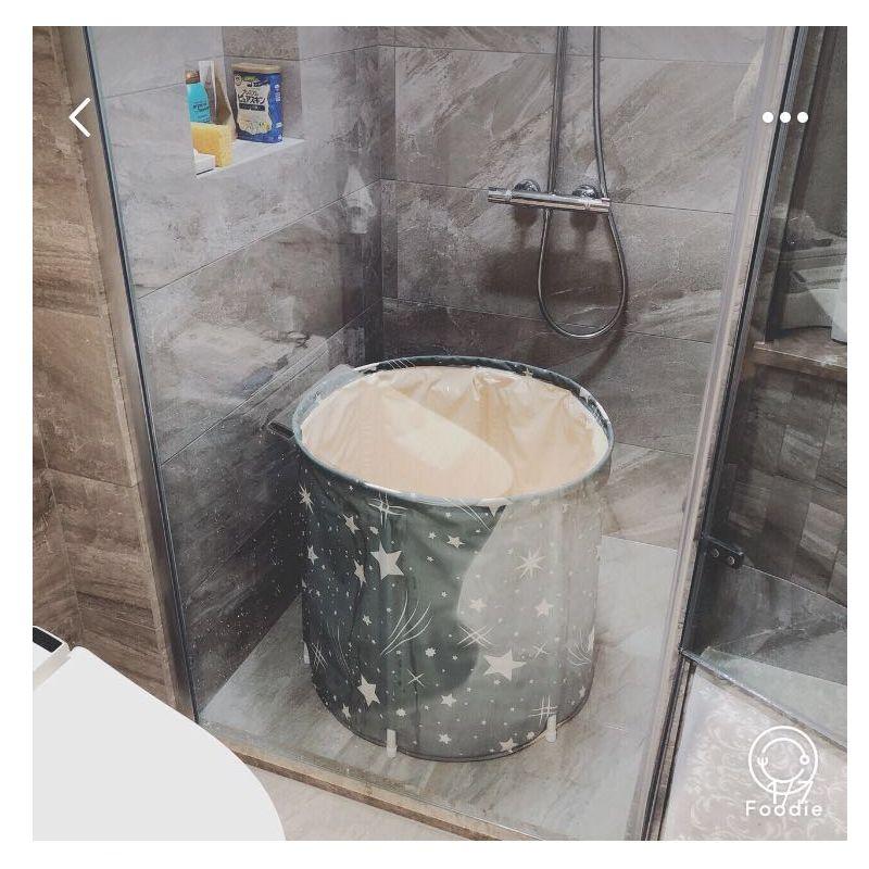 Малые ванной Ванна Бочка для взрослых складного Ванна Barrel Бытовых Малых всего тело Ванна для взрослых Термической Ванны Другой Ванна Туалет принадлежность