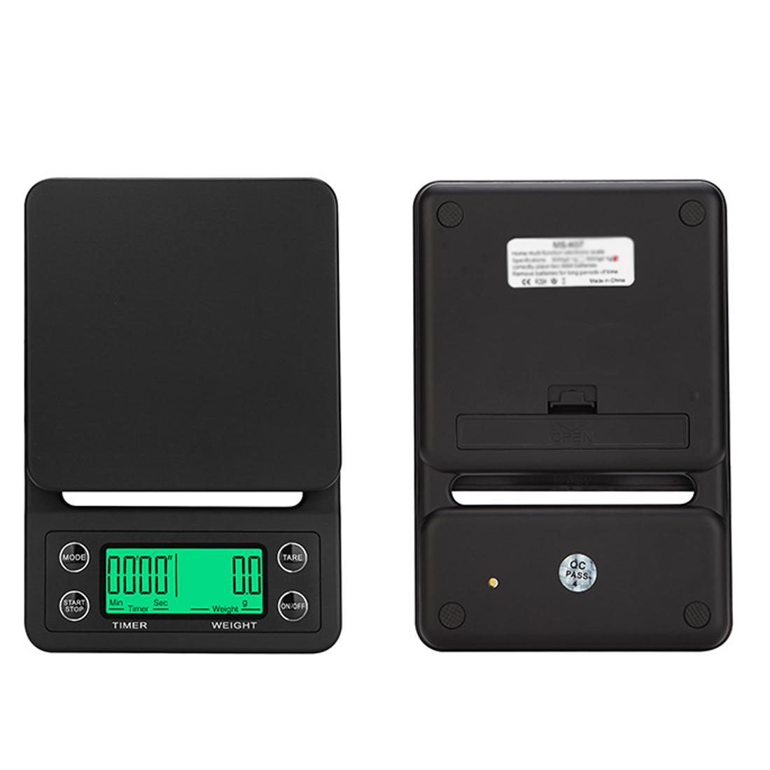 5 / 10 кг 1 г точные электронные весы kichen ЖК-дисплей электронный стенд весовые Весы кухня кулинария мера инструменты пищевой баланс