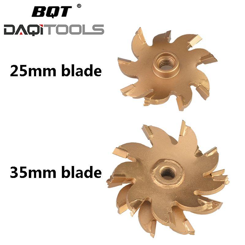 BQT taşınabilir elektrikli beton tuğla duvar kovalayan makinesi duvar oluk testere kesme makinesi çentmek 25mm 35mm bıçak