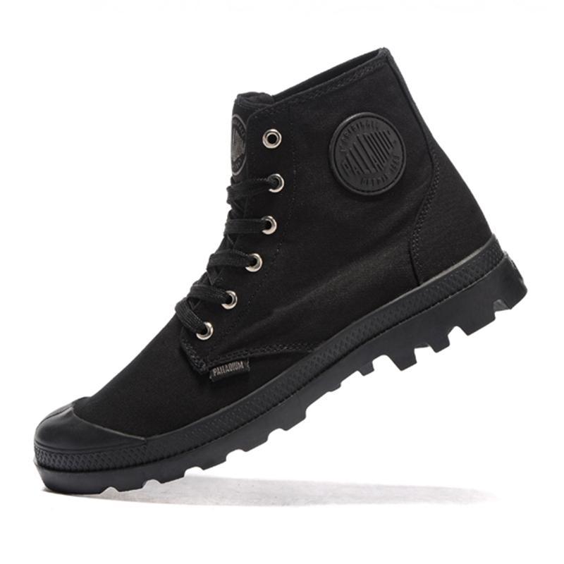 Hot stivali palladio vendita di marca-originale delle donne degli uomini del progettista sport Rosso Bianco Inverno Sneakers Trainers Uomo sportivo Donne ACE di lusso del caricamento del sistema 36-45
