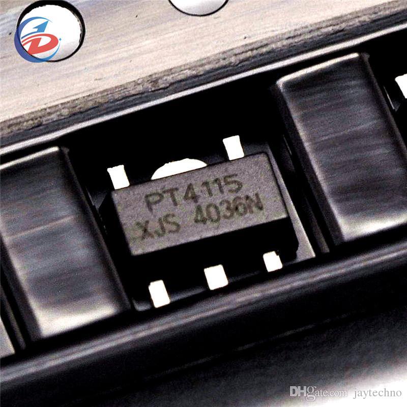 100pcs PT4115 4115 LED drive power NEW